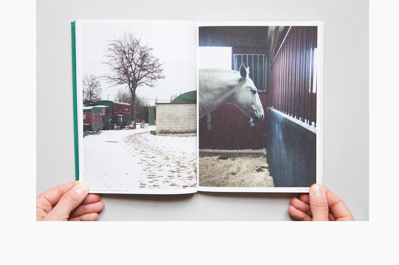 page du livre Habiter Zingaro publié chez Actes Sud